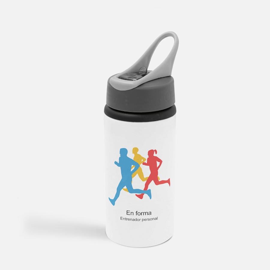 Botellas deportivas y de agua