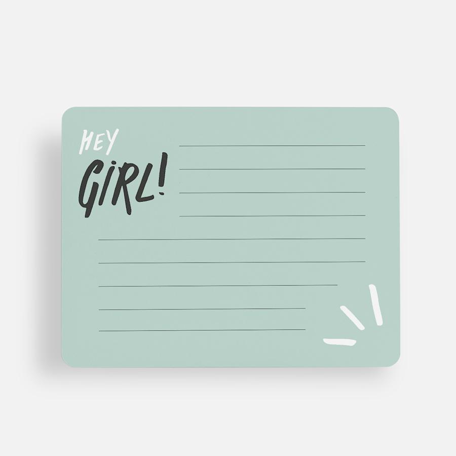 Cartons de correspondance personnalisés