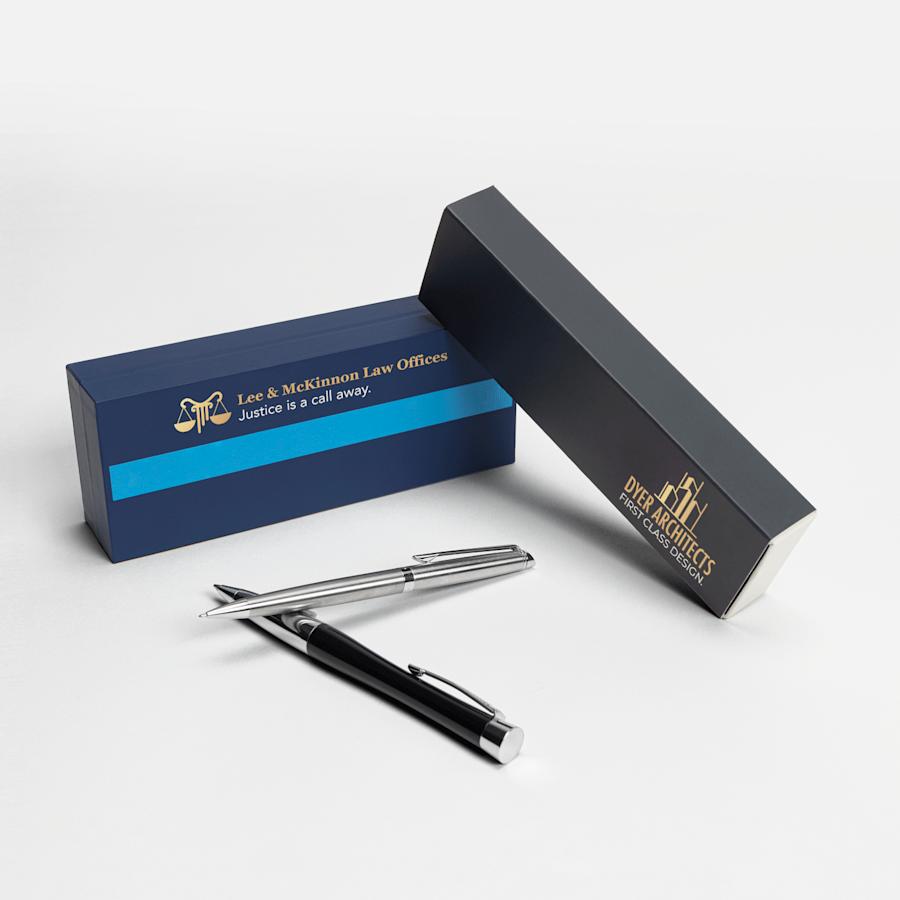Parures de stylos et feutres