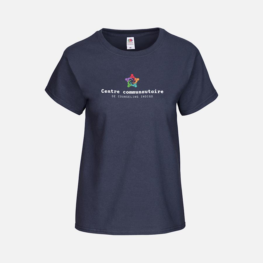 T-shirt femme Vistaprint