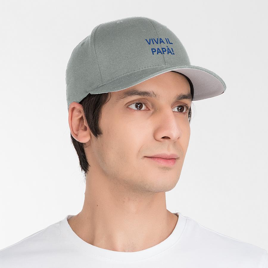 Cappellini con ricamo standard