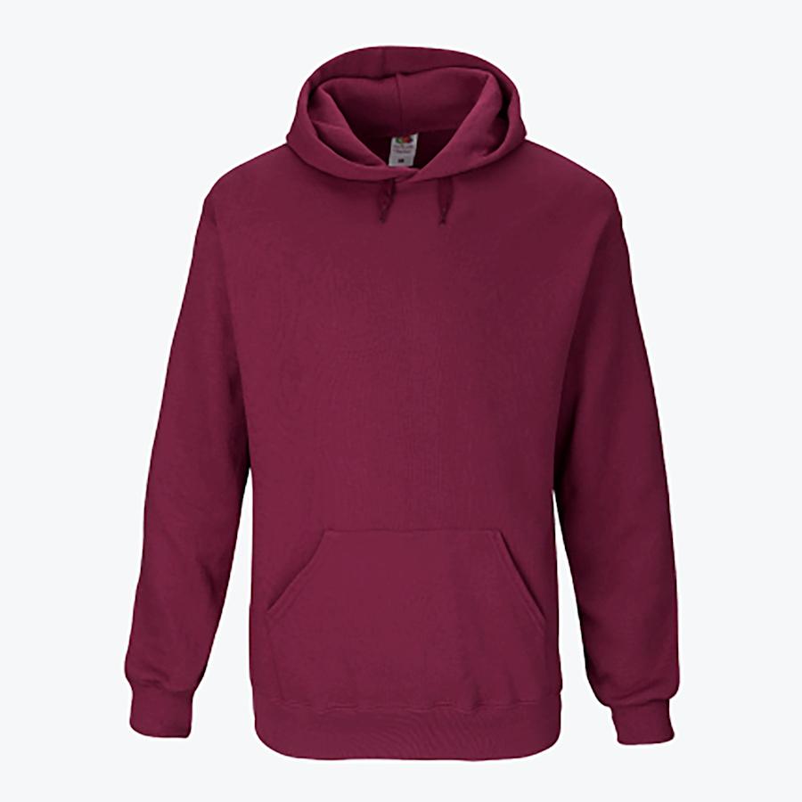 Sweatshirt com capuz clássica Fruit of the Loom
