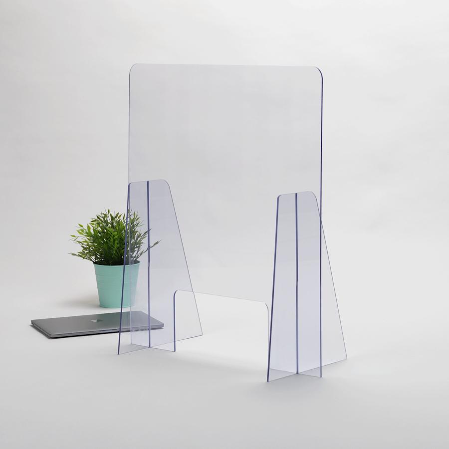 Barriere parafiato in plexiglass