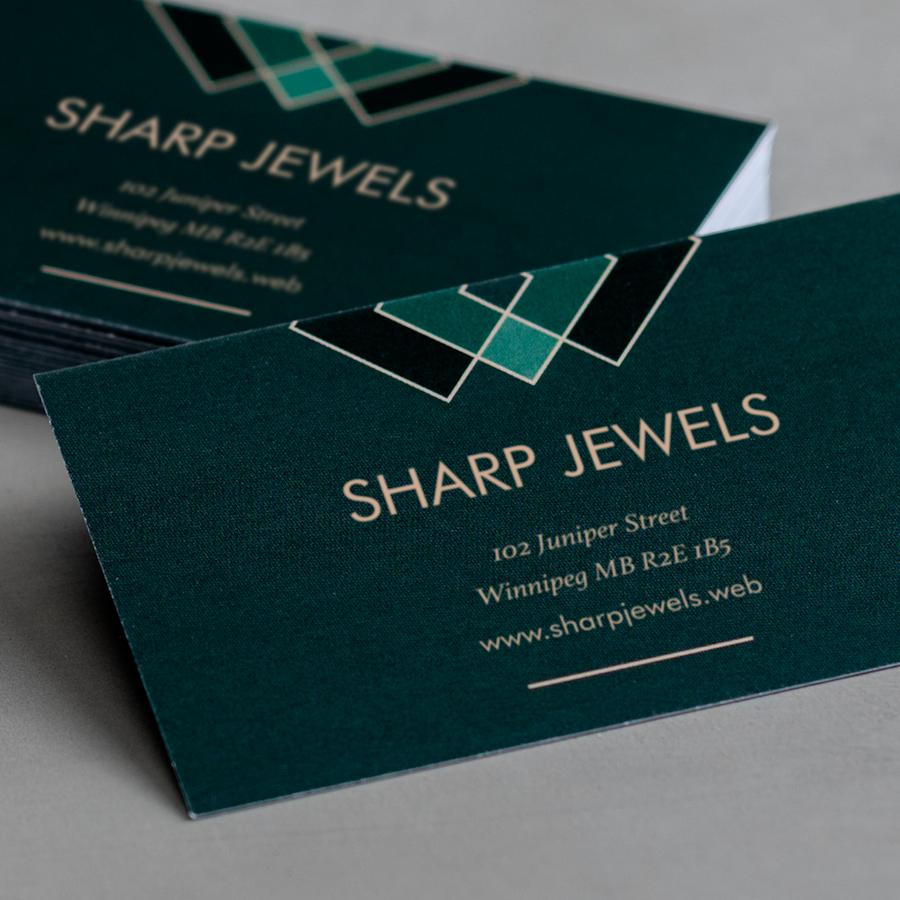 Premium Plus Business Cards