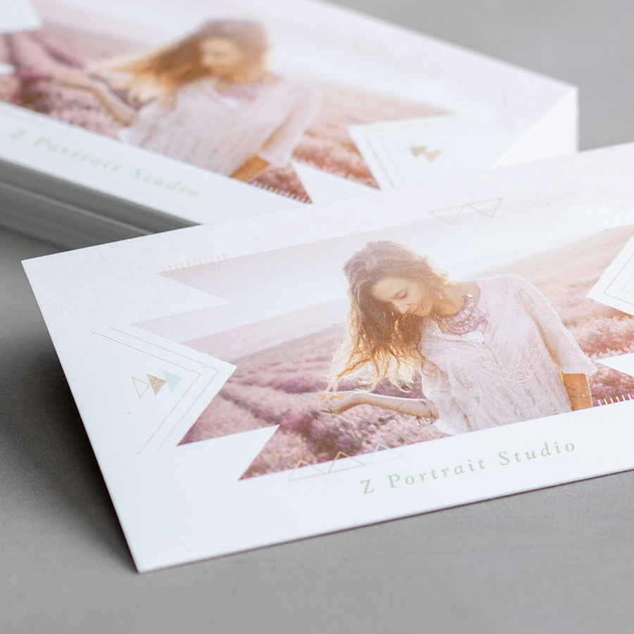 Soft Touch Business Cards