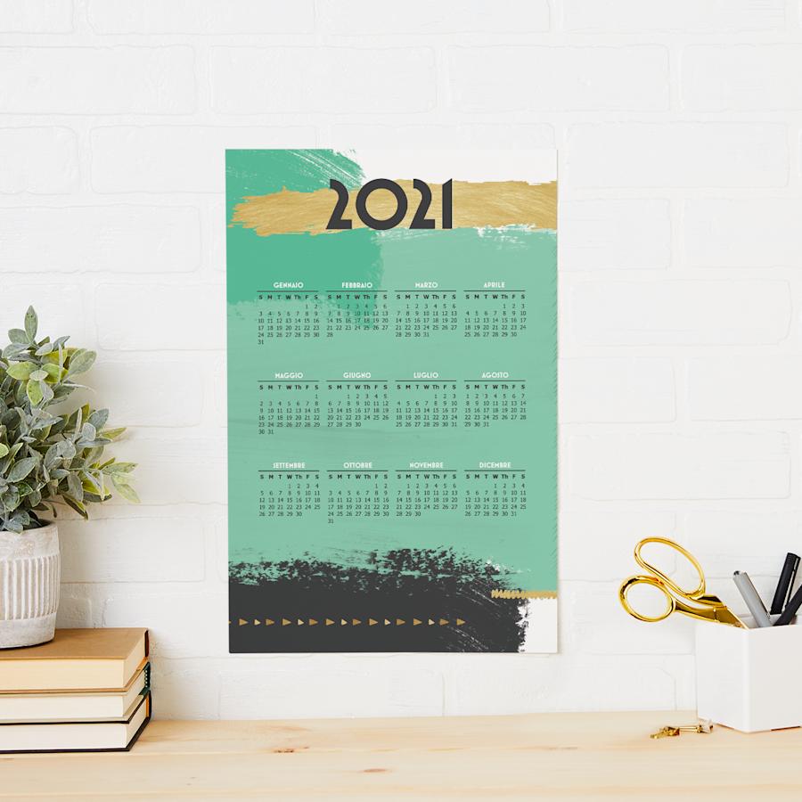 Poster calendari