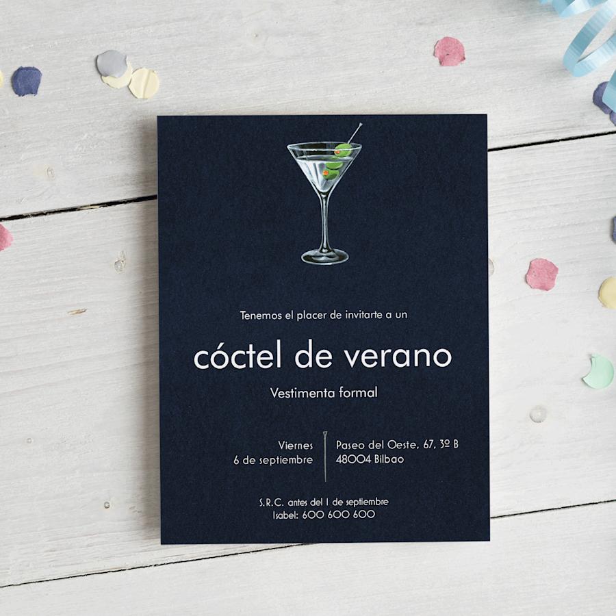 Invitaciones para fiestas