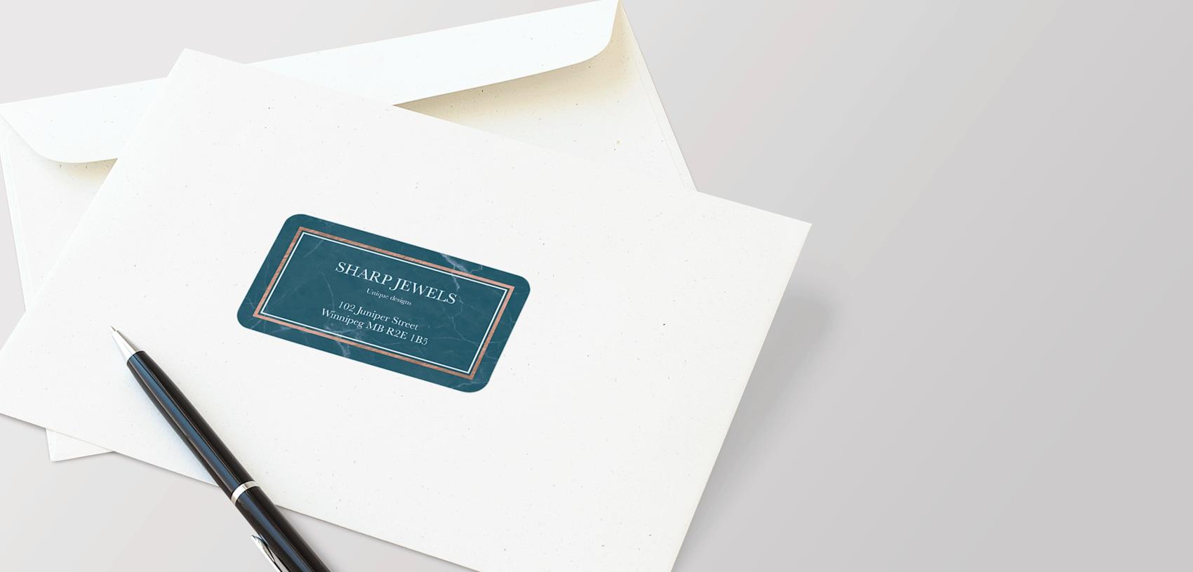 print mailing labels