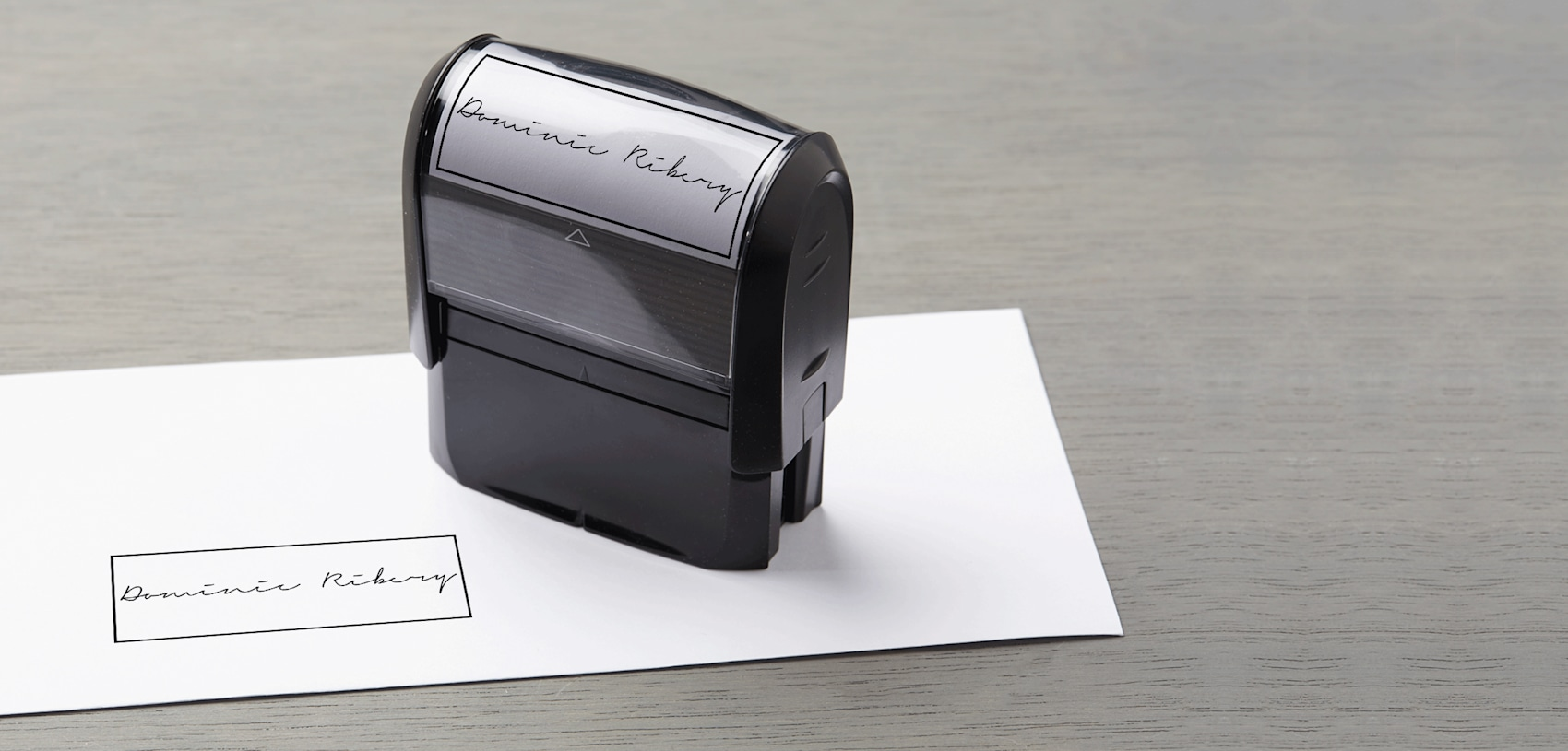 self inking stamps Canada