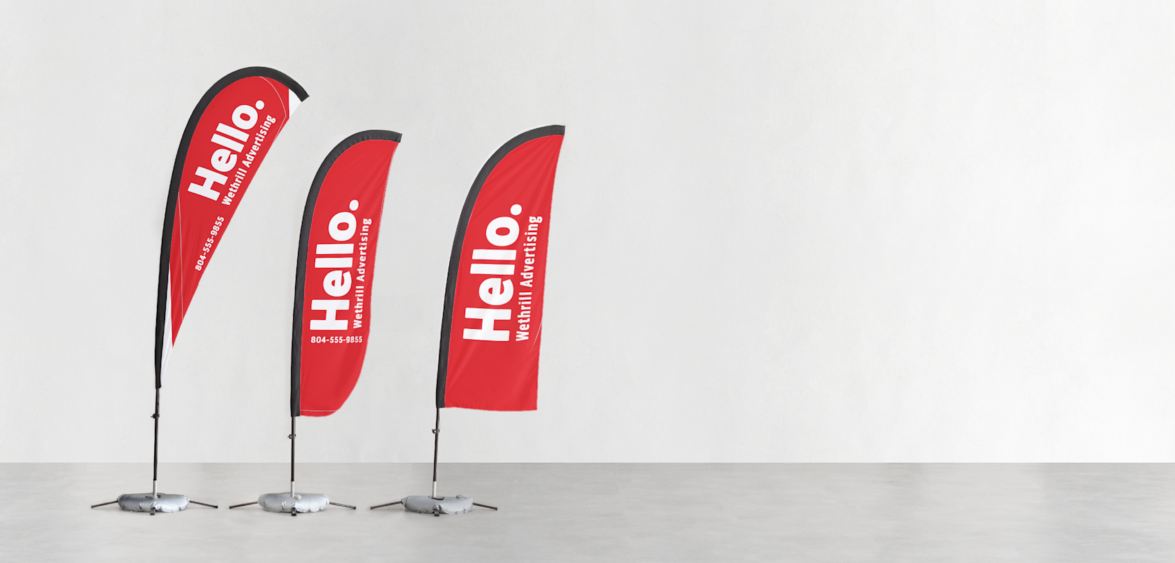 flag signs canada
