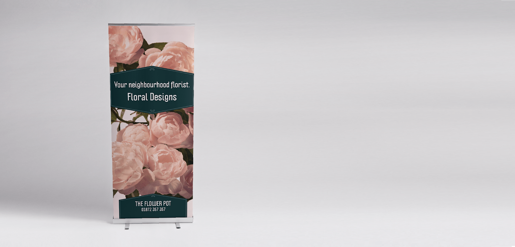 pull up banners canada