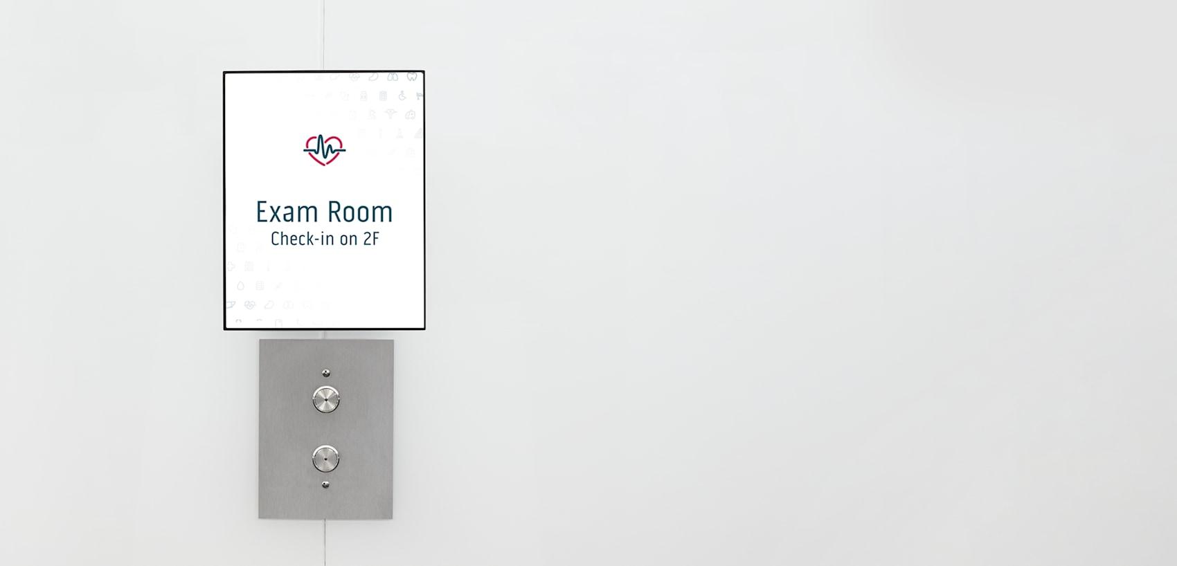 personalized plastic door signs