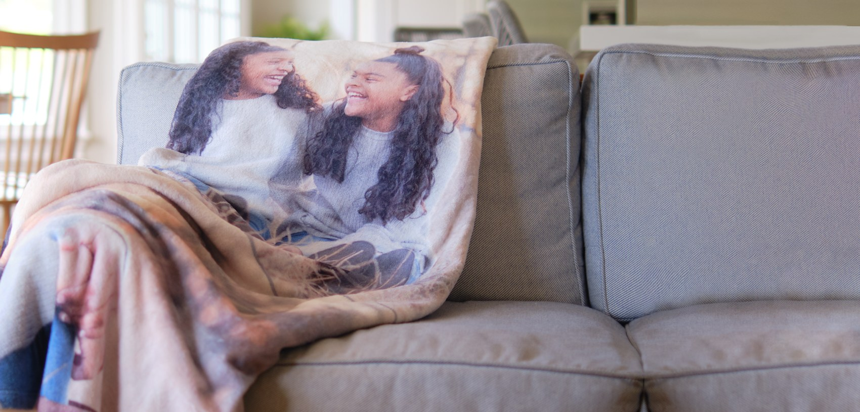 personalized blankets canada