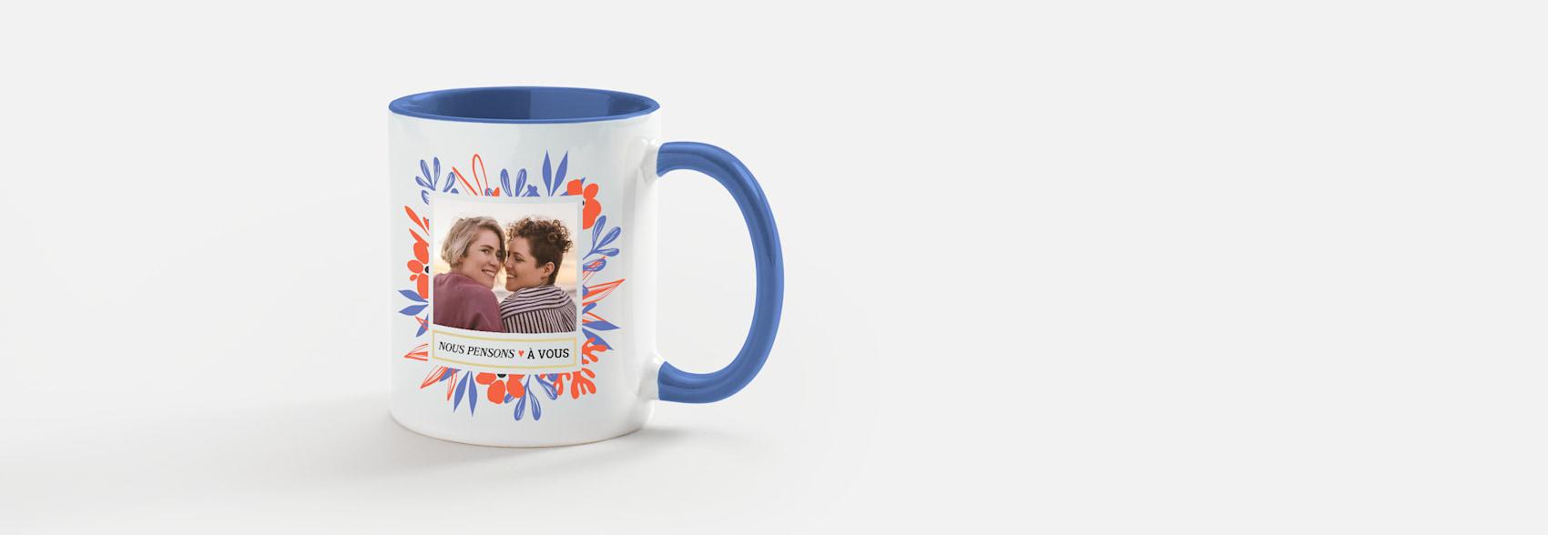tasses personnalisées canada