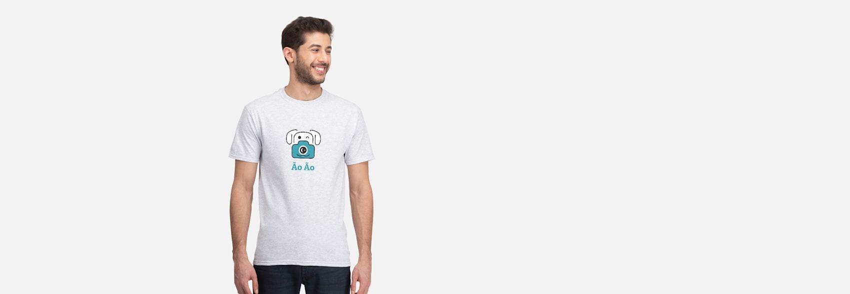 T-shirts básicas