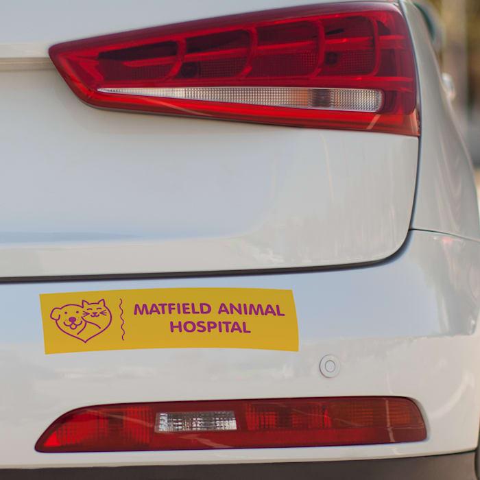 Car Stickers Car Decals Bumper Stickers Vistaprint