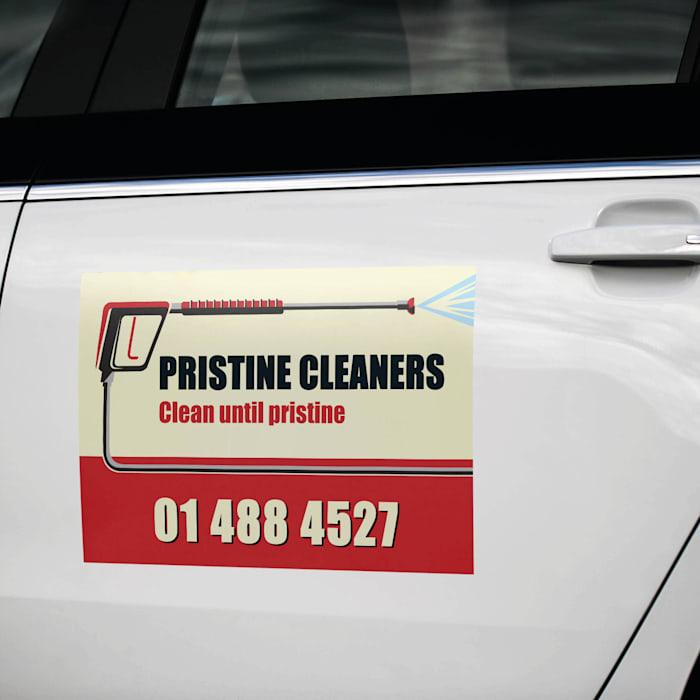 Custom Car Door Decals Vistaprint Ireland