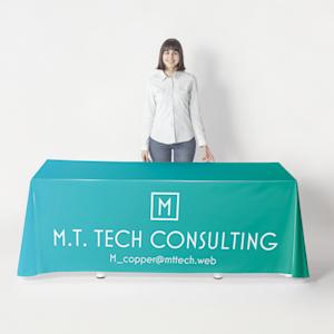 Custom tablecloth printing