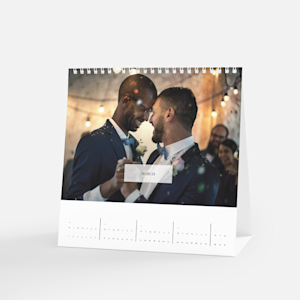 custom desk calendar canada