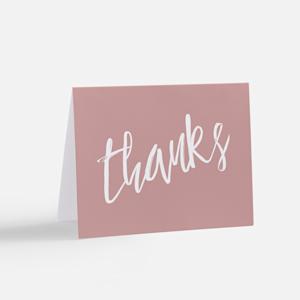 cartes de remerciement canada