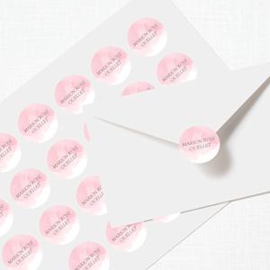 Autocollants pour enveloppes