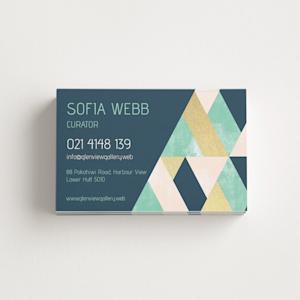 Velvet Business Cards